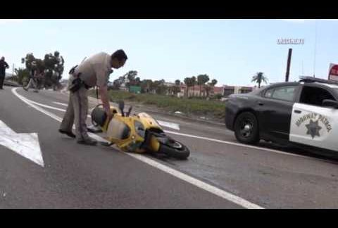 Motorcycle Accident Odessa Tx   Stop Backup Accidents